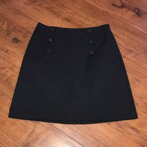 Express Women's Skirt Black Size 2 short